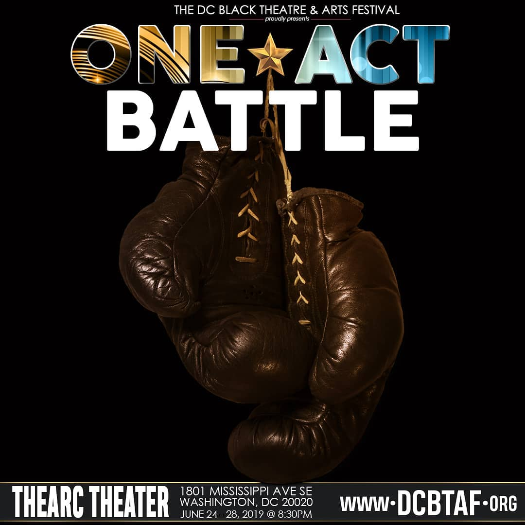 MESHELLE The ONE ACT BATTLE @ The DC Black Theatre and Arts